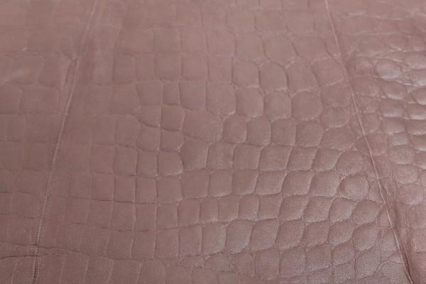 Napa Coral Emb Croco LH