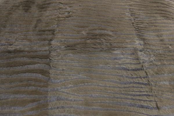 Alanis Aceituna Oscuro Cebra-14 Wax 8mm