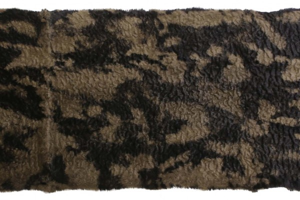 Alanis Aceituna Oscuro Mono Auster Pamir 16mm