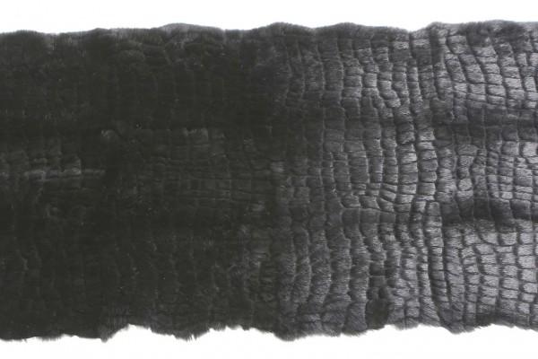 Black Ls. Big Croco LH