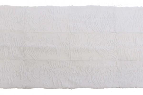 White Bleached Kara 8mm